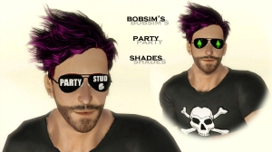 Bobsim's Party Shades M