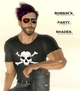 Bobsim's Party Shades M2